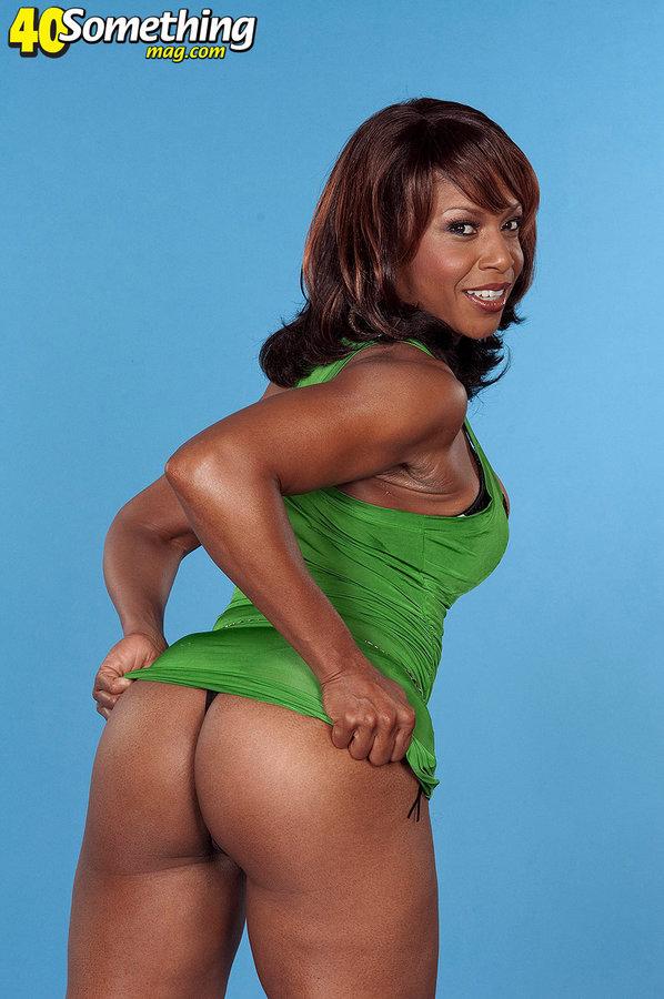 Hooters green bikini