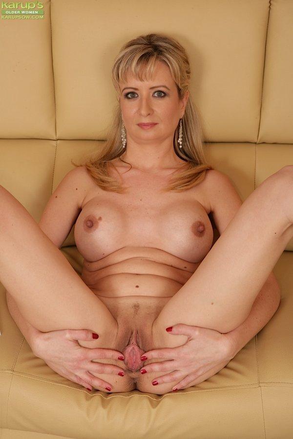 Karups Older Women Busty Cougar Samantha Marty -5376