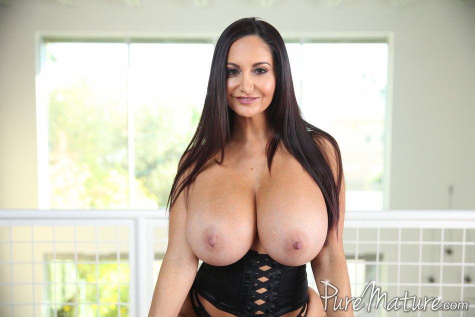 Congratulate, Ava Addams pure mature with two men