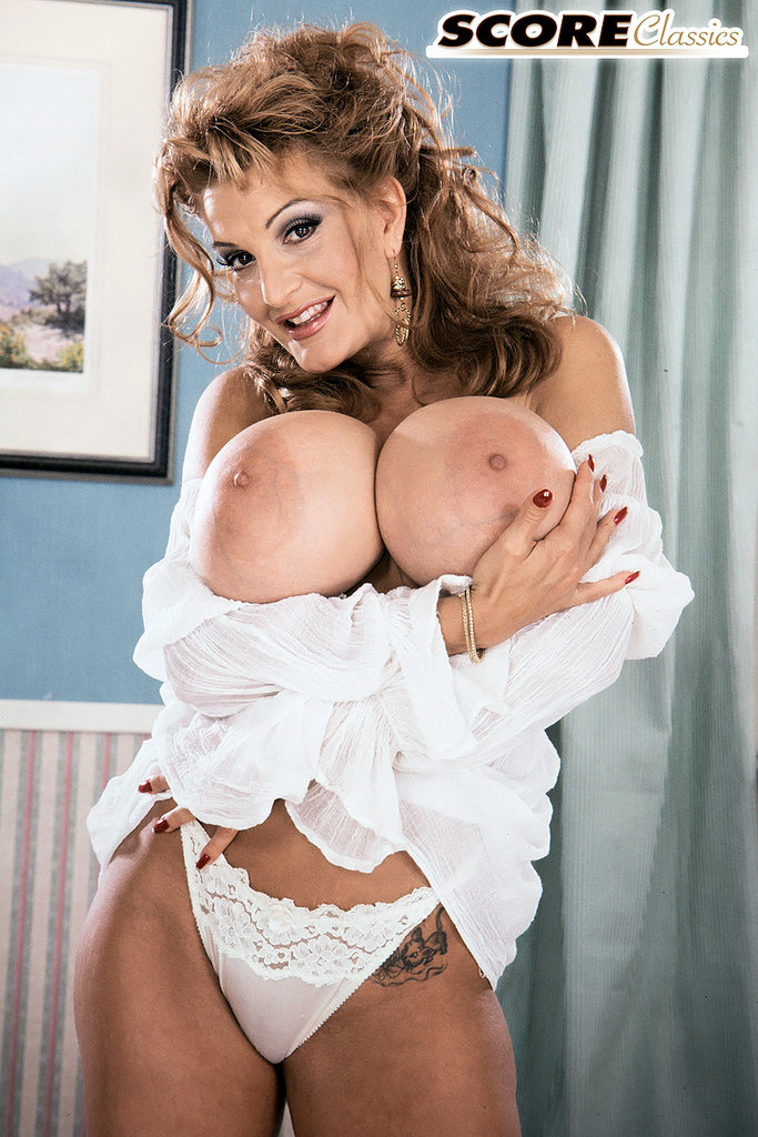 Score Classics Classic Model Sable Holiday With Huge Round Boobs