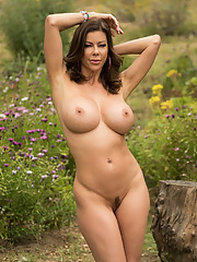 Cougar mature Alexis Fawx seduces her best friends son with her big boobs