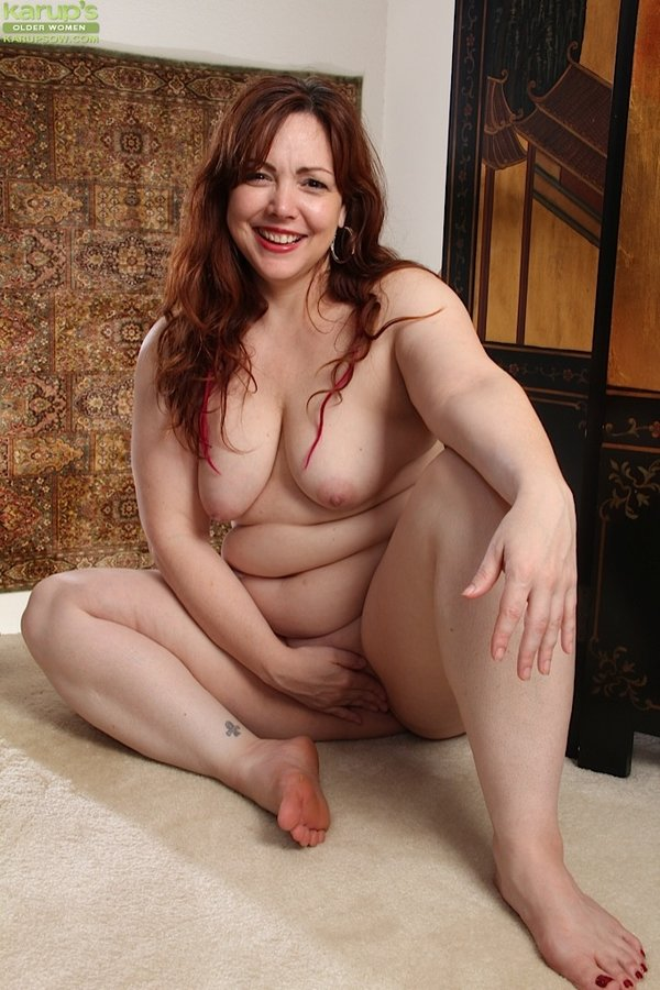 That necessary. bbw redhead spreading wide open