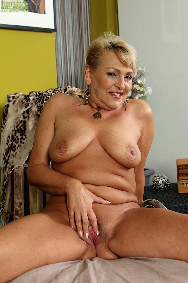 Andrea nude old women