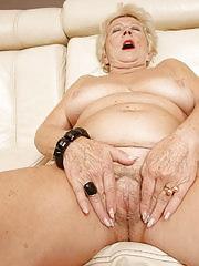 granny still gets wet