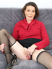 british milf and black anya