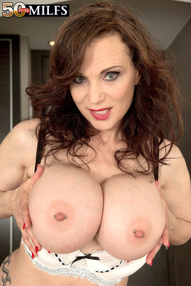 Massive mature nipples