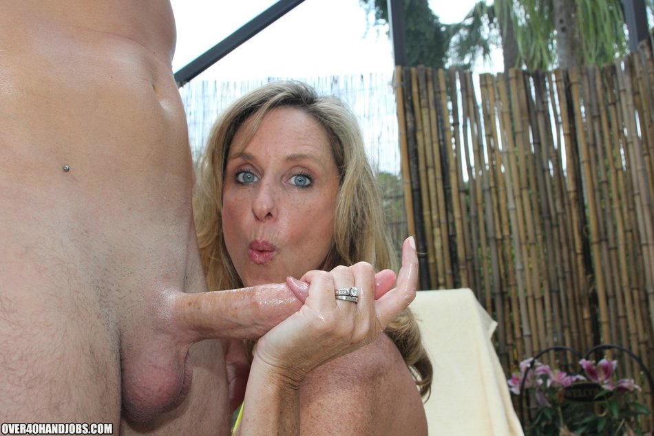 With you jodi west handjob by pool