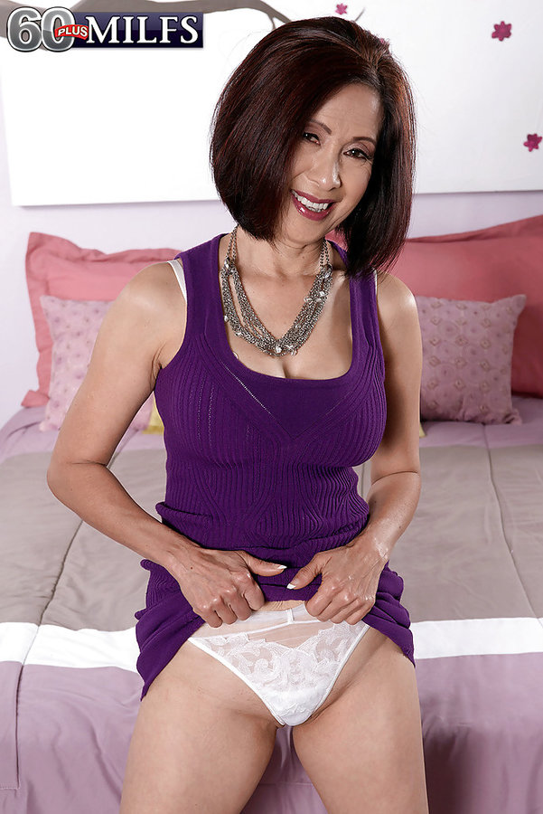 Very asian mature pussy