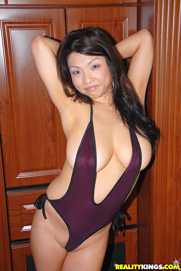 Amateur cocksucker big tits asian milf