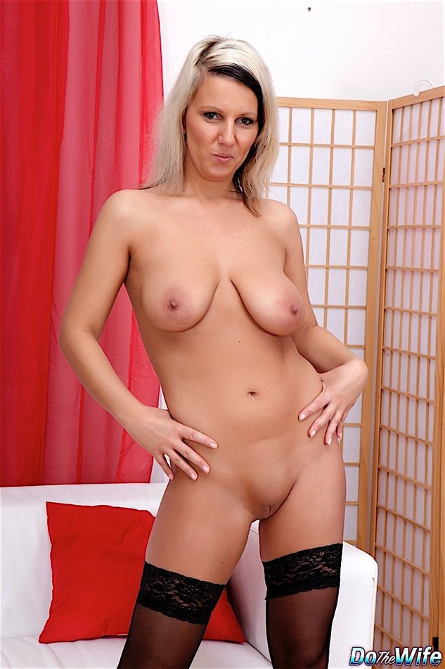 Nude angel mature