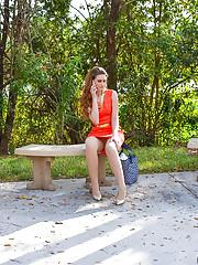 Sarah Miller in Sling Shot