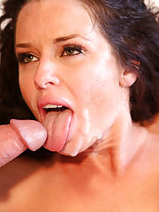 Sexy MILF Veronica Avluv can't get enough cock