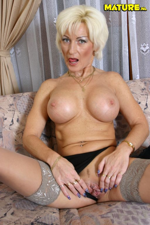 Big tit english mature women