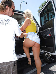Smoking hot long leg hot ass yellow undie milf gets her hot box drilled by the milf hunter