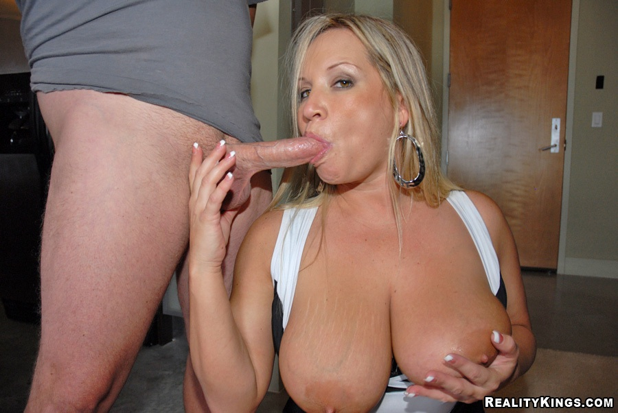 image Hot milf sport teacher seduce school boy to fuck