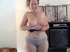 Amateur Stripper porno