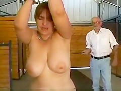 Mature adult spanking join