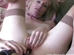 image Geting my cunt ate and fucked in my ass with cum in my ass