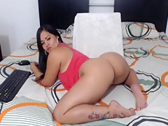 Sexy mature colombian atm