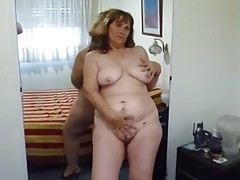 Latin Holly fucked by lesbian friend