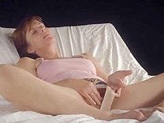 Naked older women solo