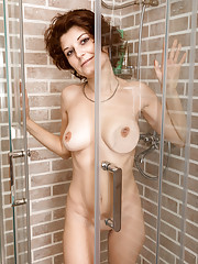 Are not shower take sexy milf a idea and
