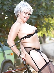 Agree, Grandma posing nude agree