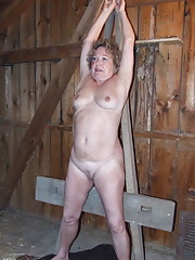 Nude mature bdsm