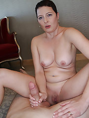 Duly answer mature handjob porn apologise
